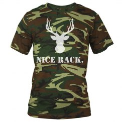 Nice Rack Funny Hunter