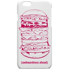 Burger iPhone case