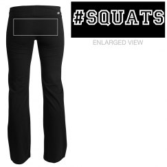 #SQUATS Yoga Pants