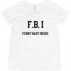 F.B.I funny baby inside