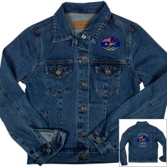 True Blue Aussie, Denim Jacket