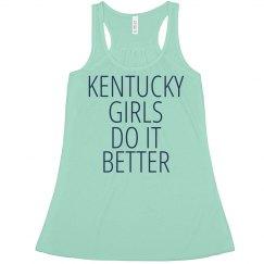 Kentucky Girls Do Better