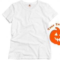 Customizable Pumpkin