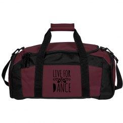 I live for dance