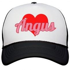 I love Angus