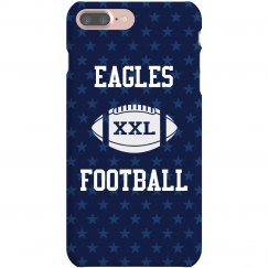 Custom Team Name Football Case