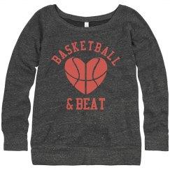 Basketball & Beat Sweatshirt