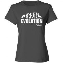 Funny Evolution Salon Shirt