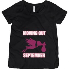 Moving out september