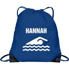 Hannah swim bag