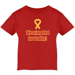 Red Friday for Daddy
