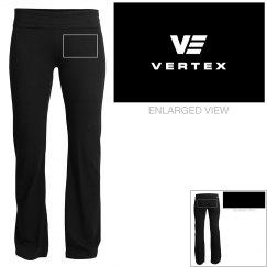 Cheeky V Yoga Pants