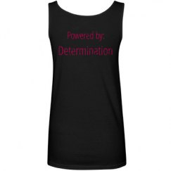 Powered by: Determination Tank