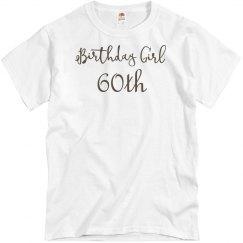 Birthday girls 60th