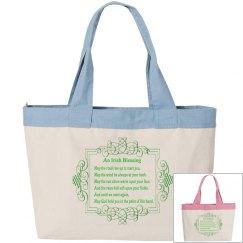 Irish Blessing Bag
