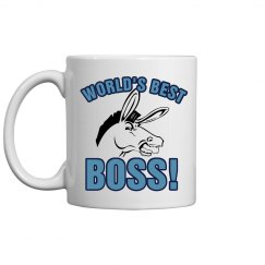 World's Best Boss...sorta