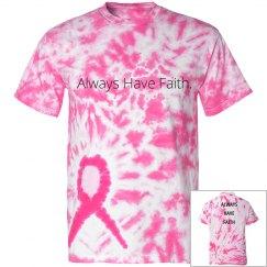 breast cancer tee