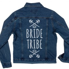 Bride Tribe Denim Jackets