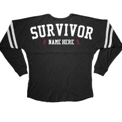 Pink Ribbon Survivor Jersey