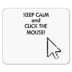 click the mouse