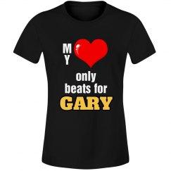 Heart beats for Gary