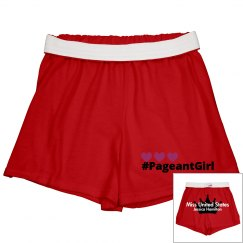 PageantGirl Shorts