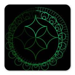 3Star Crest Magnet