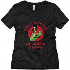 G.I. Jane's Roller Derby