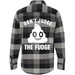 Don't Judge The Fudge