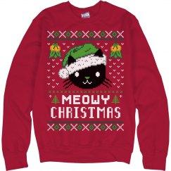 Meowy Cat Christmas!