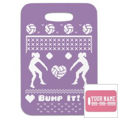 Volleyball Bag Tag!