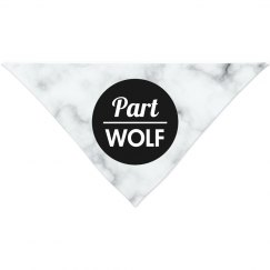 Stylish Part Wolf All Over Print