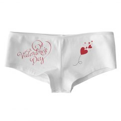 valentines day underwear