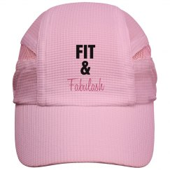 Fit and fabulash hat