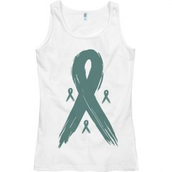 Teal Awareness Scleroderm