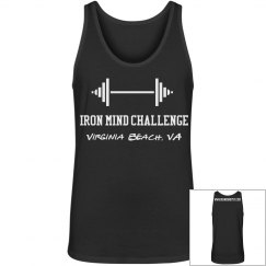 Iron mind challenge Tanks