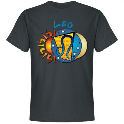 Leo Birth Sign Tee