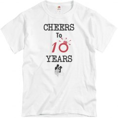 Cheers to 10 years