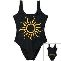 Sunny Beach Swimsuit