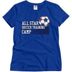 All Star Soccer Training
