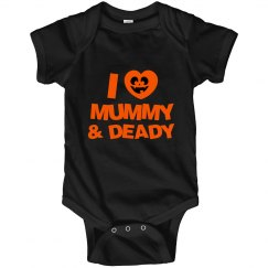 I Heart Mummy & Deady