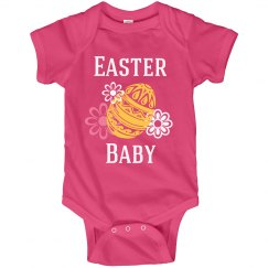 Easter Baby Onesie