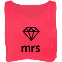 mrs yellow t-shirt