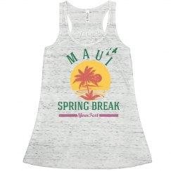 Maui Spring Break