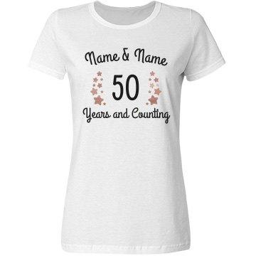 50 Years of Joy