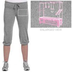 Pink Cadillac Pant
