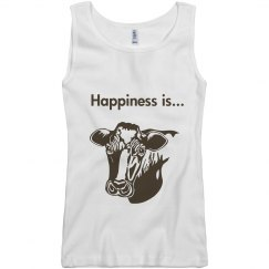 Happiness is Cows