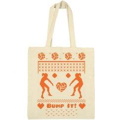 Christmas Gift Tote Bags,