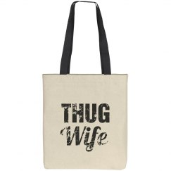 Thug Wife Tote bag