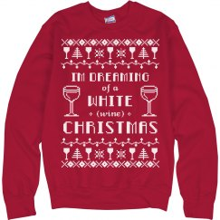 Ugly Sweater Wine Night